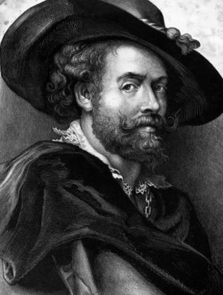 Петер Паул Рубенс ( 28 юни 1577 - 30 май 1640)