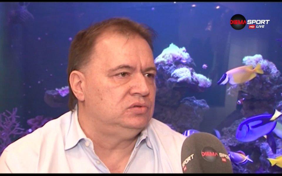 Николай Жейнов: Стилиян Петров е обединяваща фигура