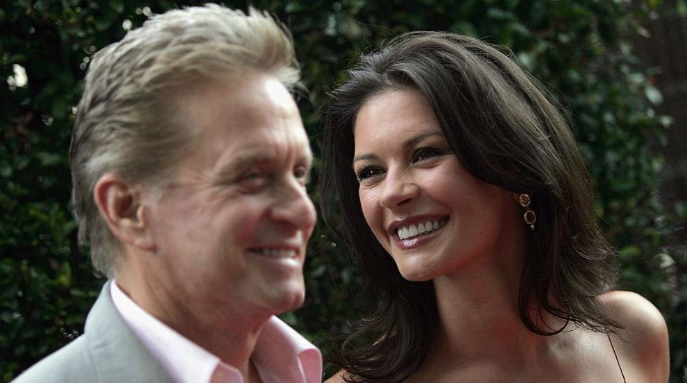 20 години истинска любов: Катрин Зита-Джоунс и Майкъл...
