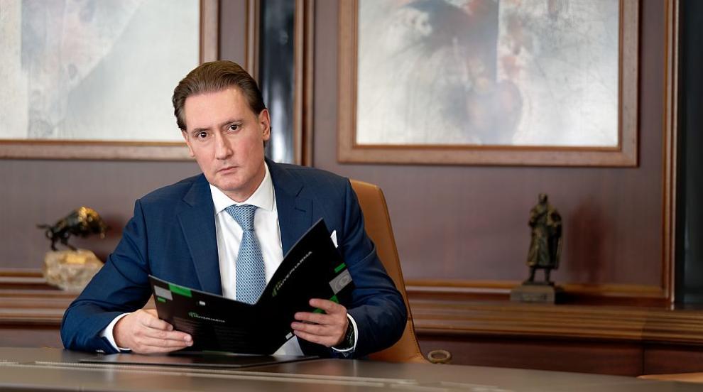 Домусчиев: С брат ми ще продължим да инвестираме в спорта