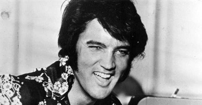 Музикантът Бенджамин Киоу - внук на Елвис Пресли /1935-1977/, е