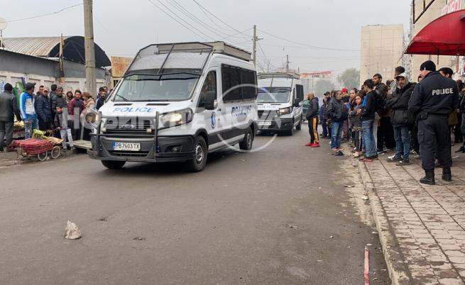 Свада и намушкан смъртоносно мъж в Пловдив