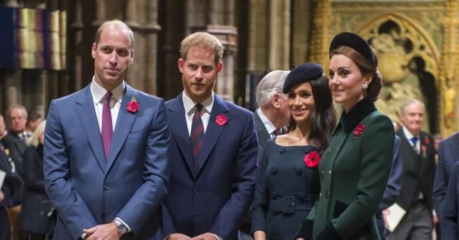 Любопитно Най-значимите събития за кралското семейство през 2019 г. Сватби,