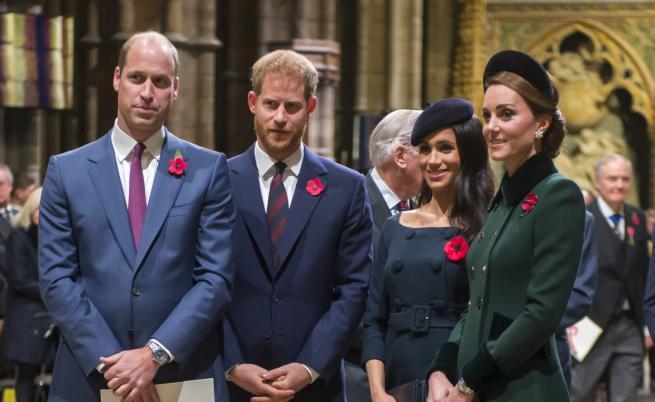 Най-значимите събития за кралското семейство през 2019 г.
