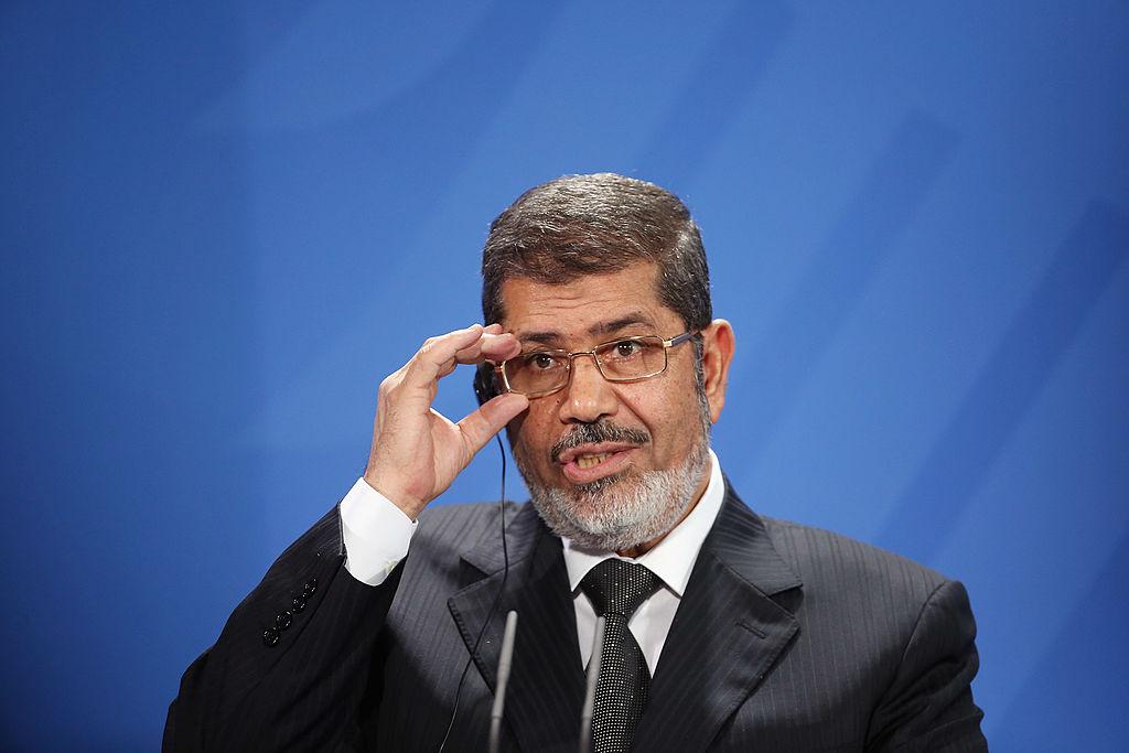 <p><strong>Мохамед Морси</strong></p>  <p>Мохамед Морси е президент на Египет от 30 юни 2012 г. до 3 юли 2013 г. Морси почина на 17 юни 2019 г. от инфаркт в съд в Кайро по време на съдебен процес срещу него по обвинения в шпионаж.</p>