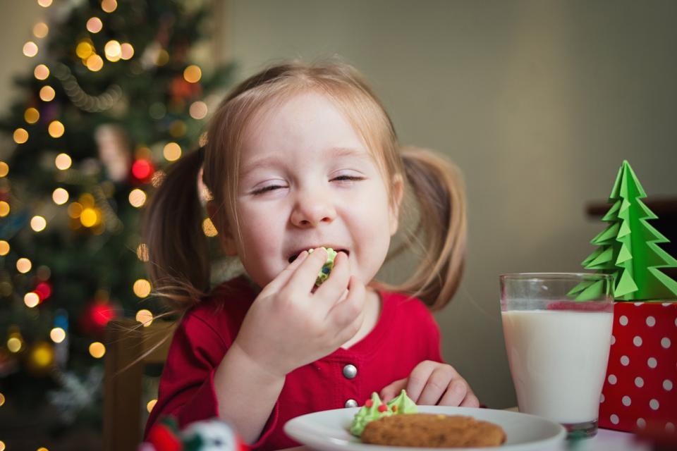 Коледа празници дете