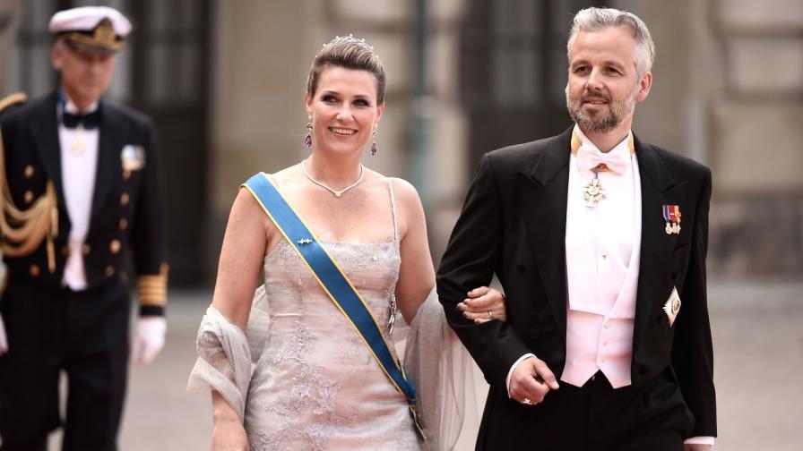 <p>Самоуби се бившият съпруг на норвежката принцеса</p>