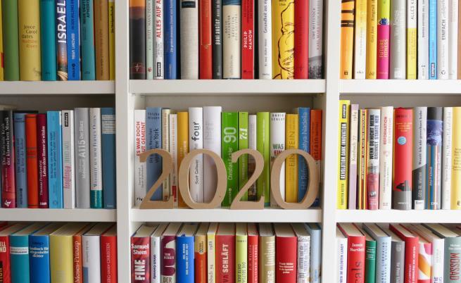 Книгите, които с нетърпение очакваме през 2020 г.