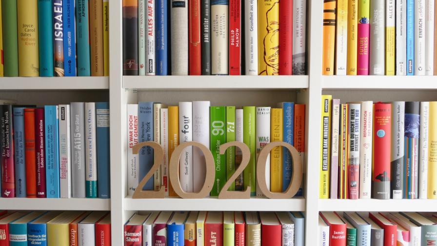 <p><strong>Книгите</strong>, които с нетърпение очакваме през <strong>2020 г.</strong></p>