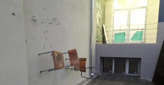 Погром върху новия ремонт са открили работниците в добричката ПМГ