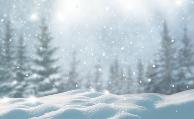 Сняг днес, какво ще е времето на Нова година