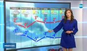 Прогноза за времето (29.12.2019 - обедна емисия)
