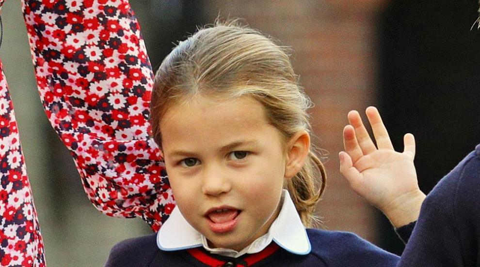 Принцеса Шарлот има много специална връзка с една от...