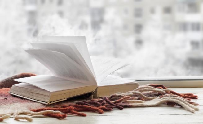 Книгите, които да прочетем през януари