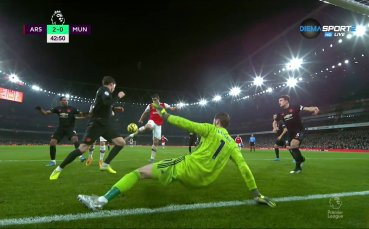 Арсенал матира Ман Юнайтед за втори път