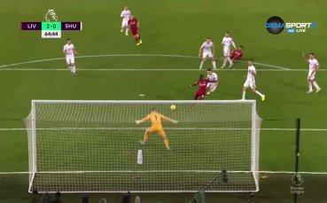 Ливърпул - Шефилд Юнайтед 2:0 /репортаж/