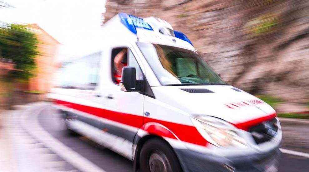 Тежка катастрофа затвори пътя Русе-Силистра, има пострадали