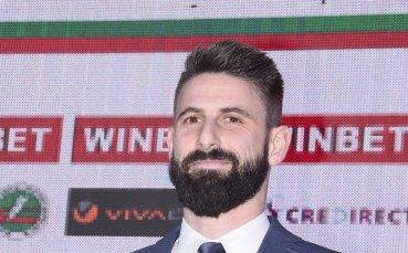Футболист №1 с жест към школата на Локомотив Пловдив