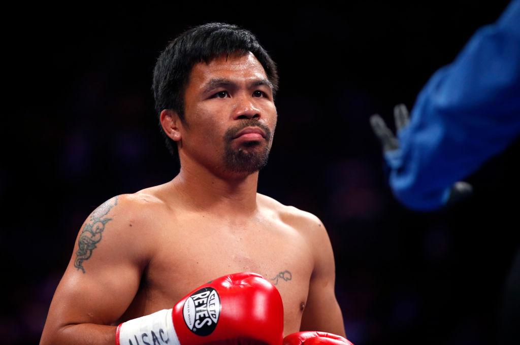 <p><strong>8. Мани Пакиао &ndash; 435 млн. долара</strong></p>  <p>Професионалният боксьор и настоящ сенатор във филипинския парламент Мани Пакиао е на осмо място в класацията за най-високоплатени спортисти за последното десетилетие със заработени 435 млн. долара.</p>