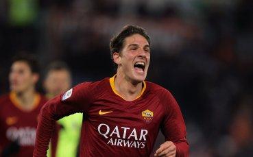 Дзаниоло: Рома е всичко за мен