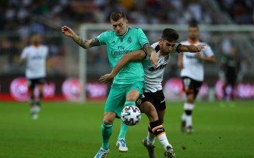 Реал Мадрид разби Валенсия и чака Барселона на финала