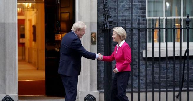 """Обединеното кралство и ЕС ще останат """"най-добри приятели"""", но след"""