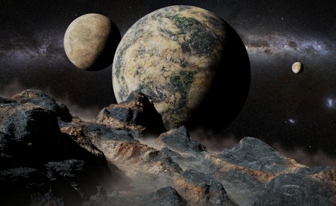 Мръсните тайни на НАСА