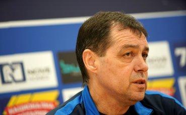 Хубчев: Отстъпихме игрово на ЦСКА през втората част