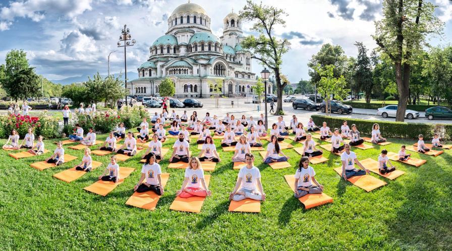 медитация Шри Шри Равин Шанкар
