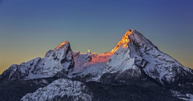 Днес внезапно ни напусна големият български алпинист проф. Димитър Бърдарев,