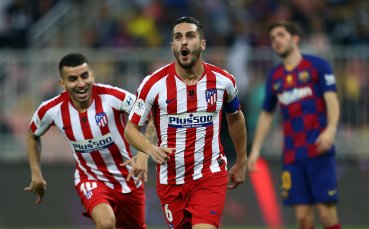 Луд мач! Атлетико на финал срещу Реал след спиращи дъха обрати