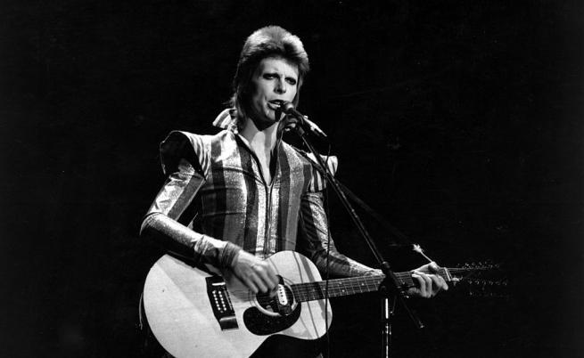 Неиздавани песни на Дейвид Боуи ще бъдат представени през 2020 г.