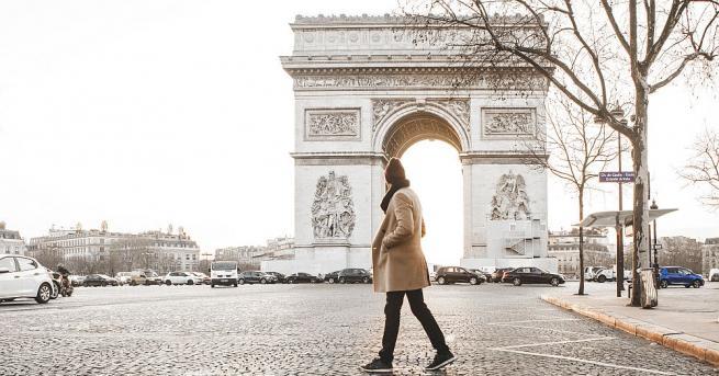 Триумфалната арка е най-популярната забележителност във Франция, която оглави списъка
