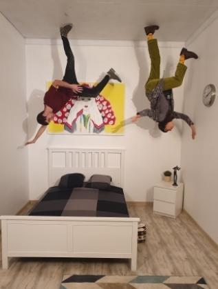 Обърнатата стая