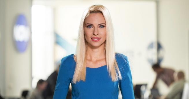 Репортерът на NOVA Василена Гръбчева стана майка за първи път.