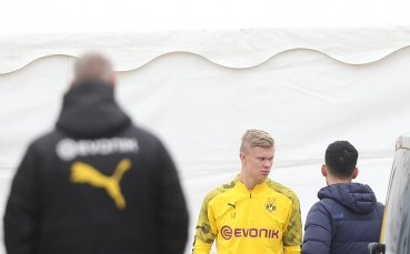 Холанд с рекорд в Бундеслигата след двата гола срещу Кьолн
