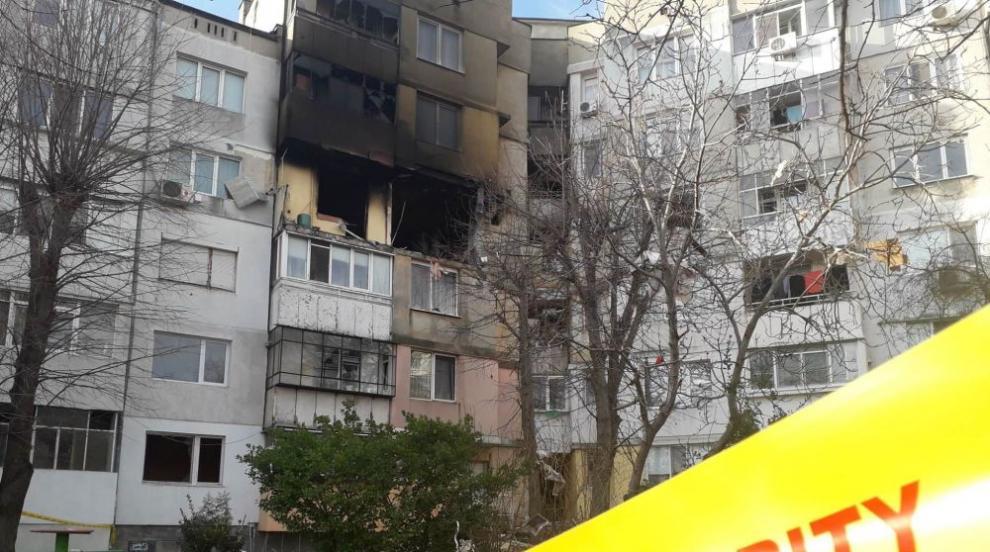 Още една жертва на взрива в блок във Варна