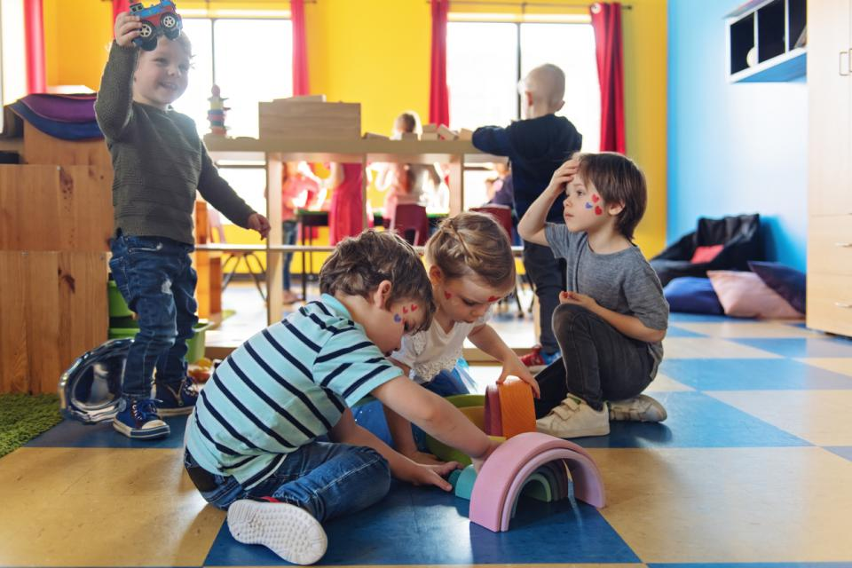 деца детска градина