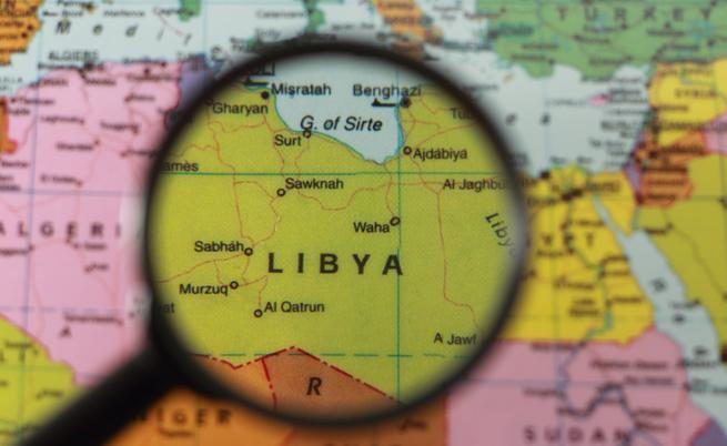 1 млрд. фалшива либийска валута, полемика между САЩ и Русия