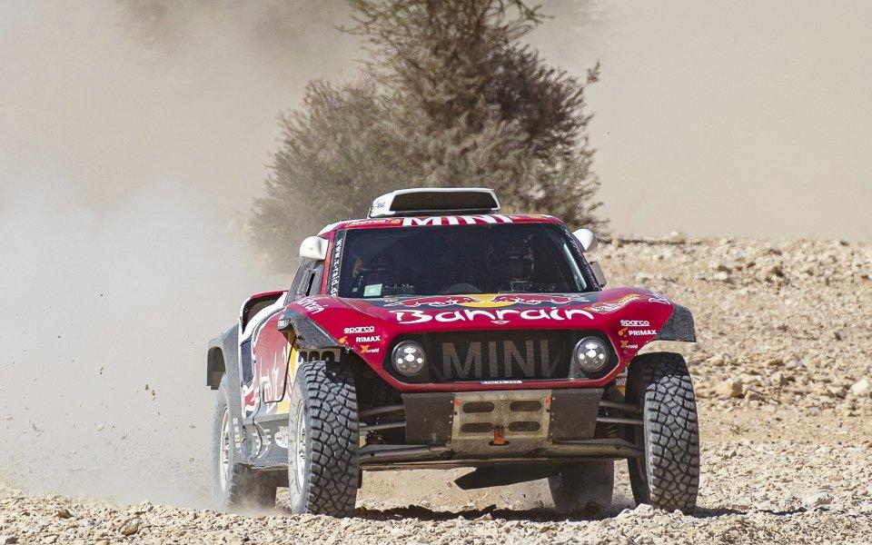 Стефан Петерханзел (Франция, Bahrain JCW X-Raid Team) спечели деветия етап