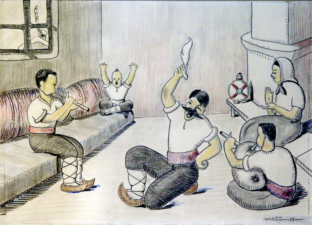 <p>След десерта те се отдават на музика и танци.</p>  <p>От мелодията на овчарския кавал и гайдата заиграва всеки мускул, подемат се хора и ръченици</p>