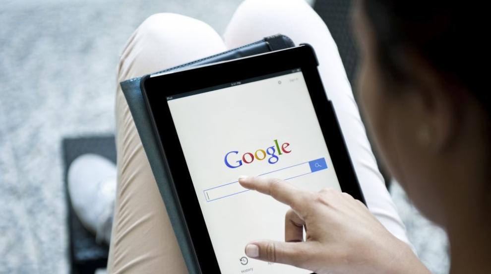 Google се срина в държави от три континента