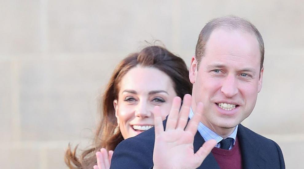 Уилям на 38! Принцът сподели уникални семейни...