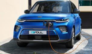 <p>Kia ще лансира 11 електромобила до 2025 г.</p>