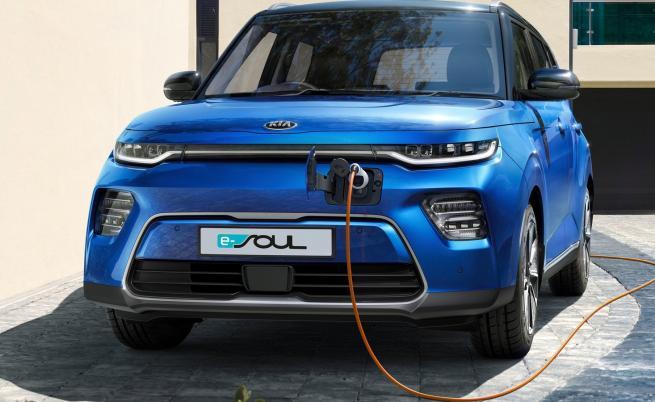 Kia ще лансира 11 електромобила до 2025 г.