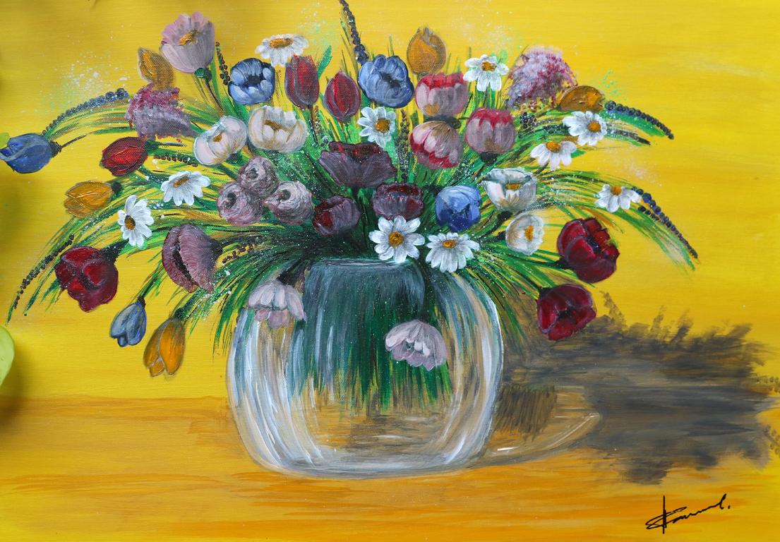 <p>Полски цветя</p>