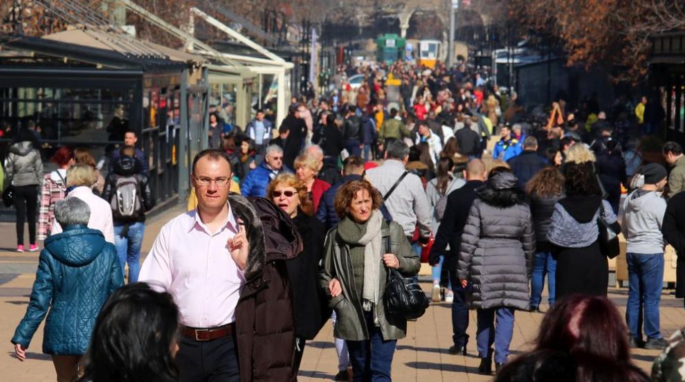 България е с най-ниска средна продължителност на...