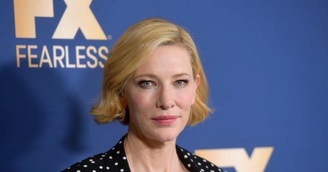 Австралийската актриса Кейт Бланшет ще оглави журито на кинофестивала във