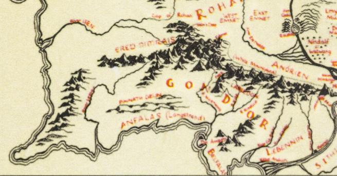 Любопитно Сбогом, Кристофър Толкин - пазител на Средната земя Синът