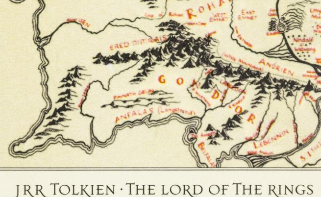 Сбогом, Кристофър Толкин - пазител на Средната земя